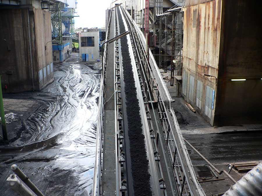 Ash Conveyors Megalopolis A' SES