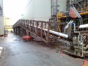 Wet Sludge Conveyors V