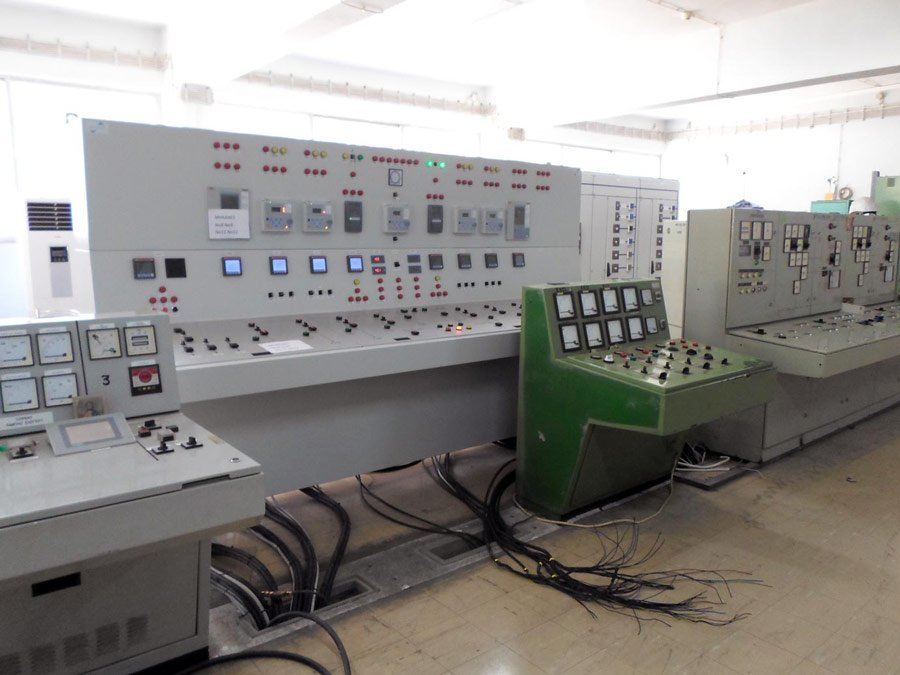 Medium Voltage upgrade for Ikaria power plant
