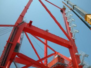 STS cranes for Tartous