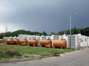37 Generating Sets 49MW