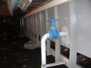 Submerged Scraper Conveyor