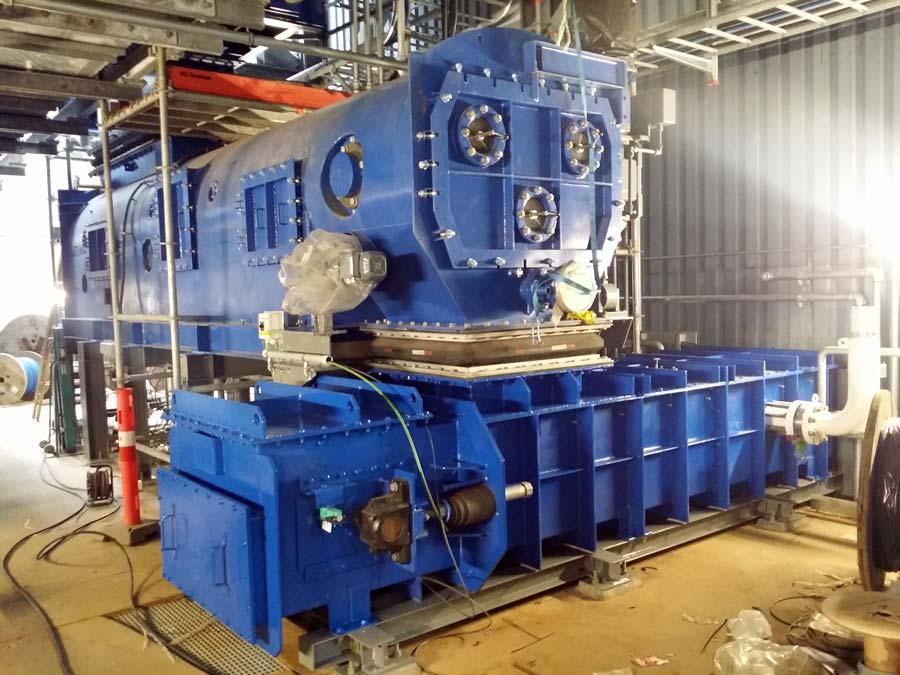 Biomass Feeding System