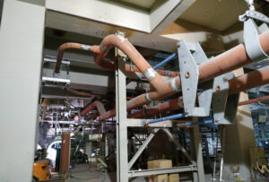 High Pressure Piping erection - Ptolemais V