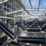Lignite handling and feeding - Conveyor systems for Ptolemais V