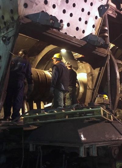 Upgrade of lignite mills